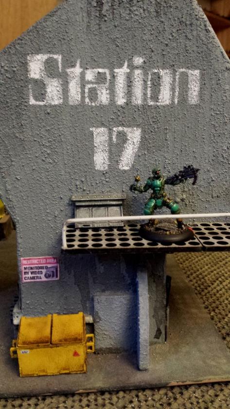 Grenadier photo-op