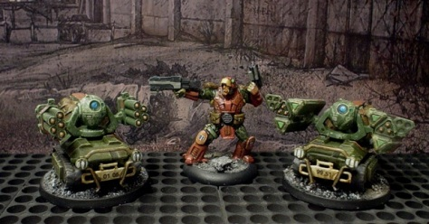 Indirect Fire Support for the Steel Glacier