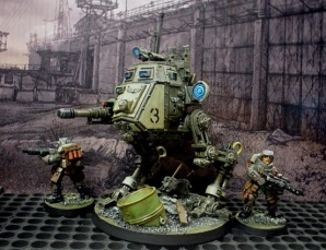 Always liked the Sentinel model.