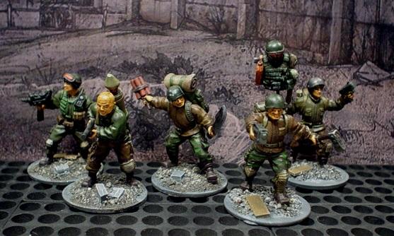 Assault crew