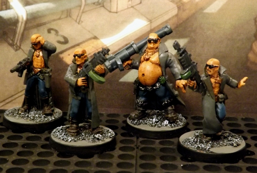 Latest Heresy Trenchies.