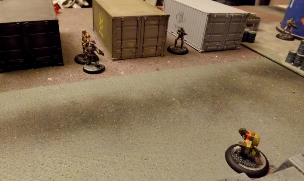 Hok and his team rushes forward