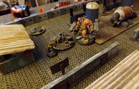 Scavs snatch up minor plot point behind guard hut
