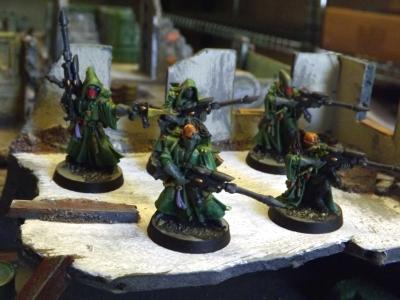 Guild Marksmen.