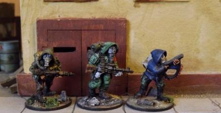 Mercenary Crew.