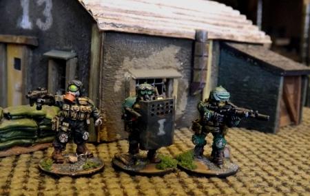 Military Crew