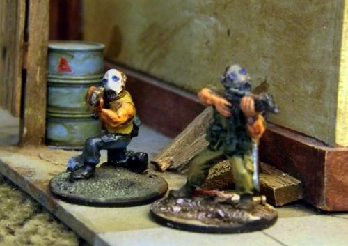 Bandits at 12 o'clock!