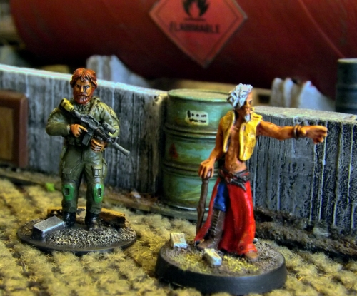 Erik the Red and Algernon. (a psyker)
