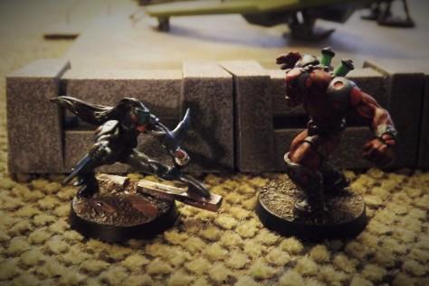 An ugly brawl
