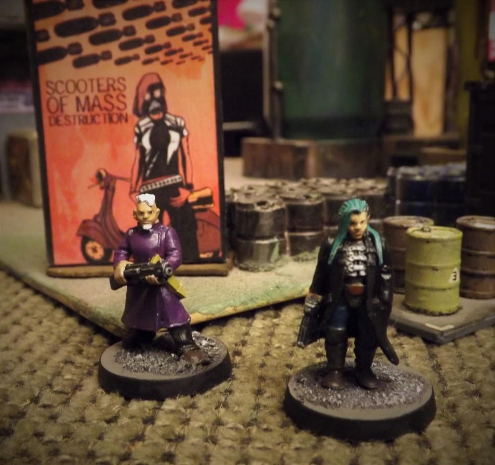 Royal Leon and Jade Rick