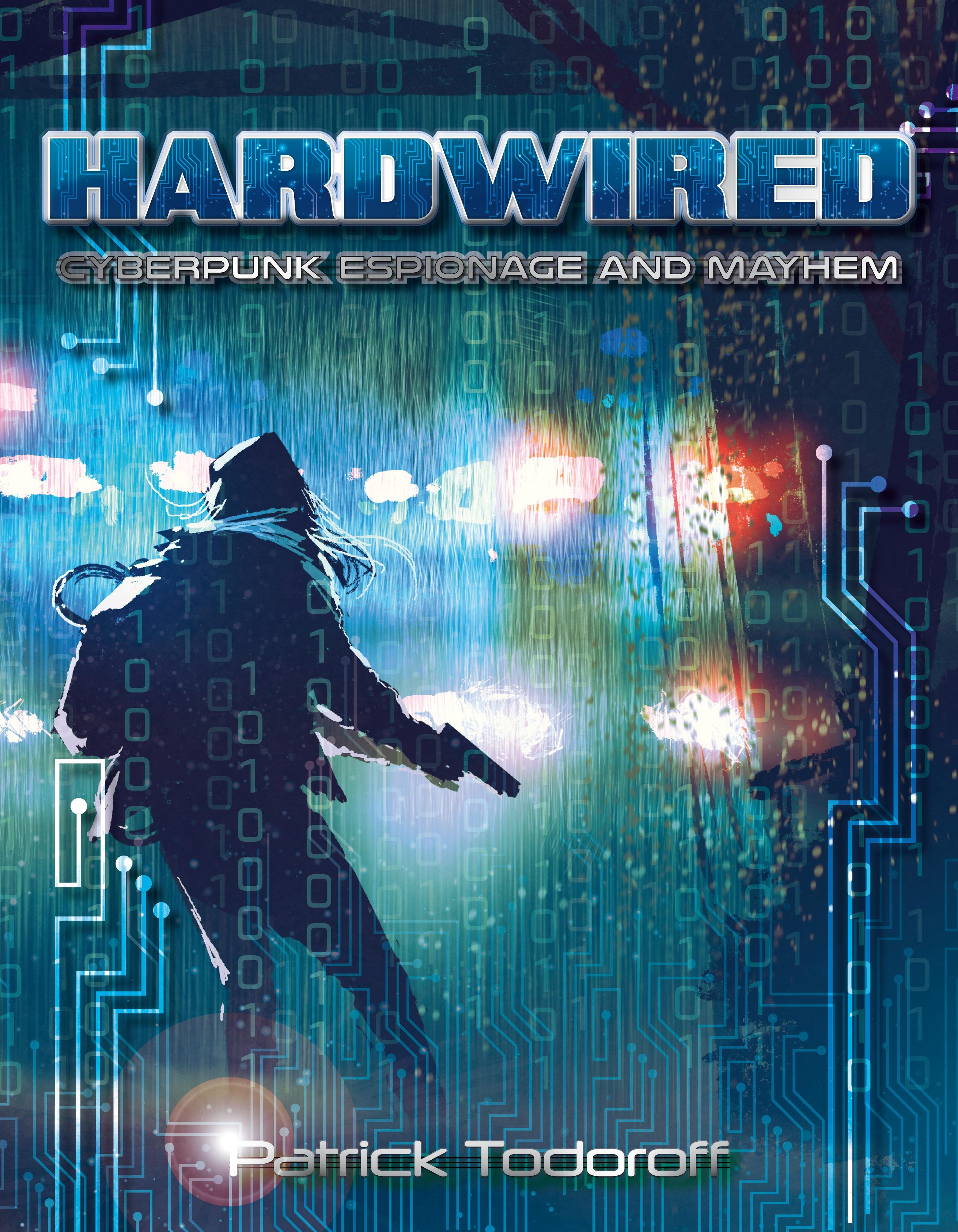Hardwired: a Co-Op/Solo Cyberpunk game – STALKER7